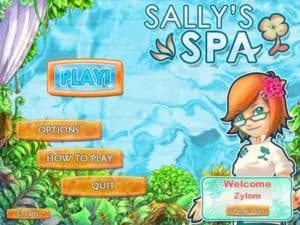 Sallys Spa Free Download