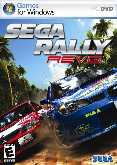 Sega Rally Revo Free Download PC Game Full Version Setup
