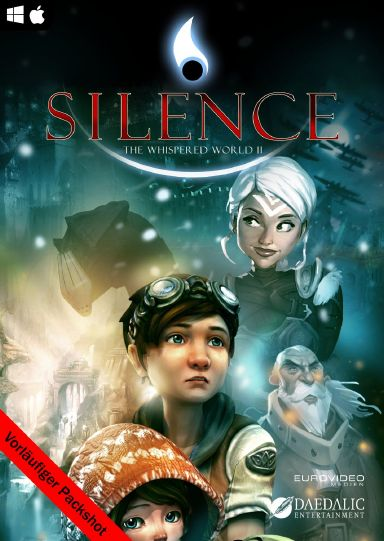 Silence The Whispered World 2 Free Download Full PC Setup