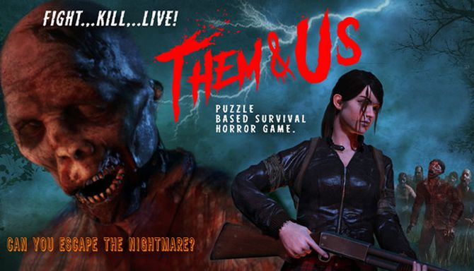Them And Us Free Download Full Version PC Game Setup