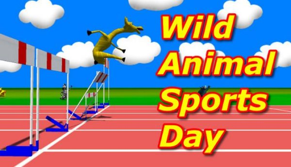 Wild Animal Sports Day Free Download PC Game Setup