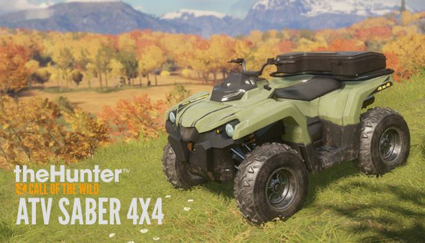 theHunter Call of the Wild ATV Free Download Full Version