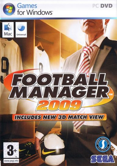 Football Manager 2009 Free Download Full PC Game Setup