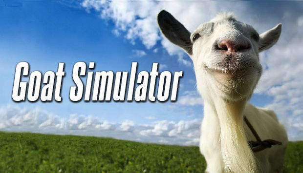 Goat Simulator Free Download Full Version PC Game Setup