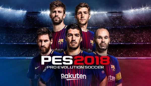 Pro Evolution Soccer 2018 Free Download PES 2018 PC Game