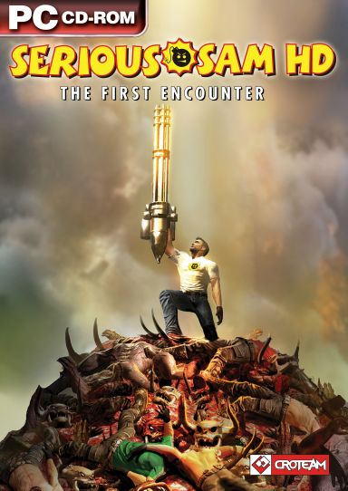 Serious Sam HD The First Encounter Free Download Setup