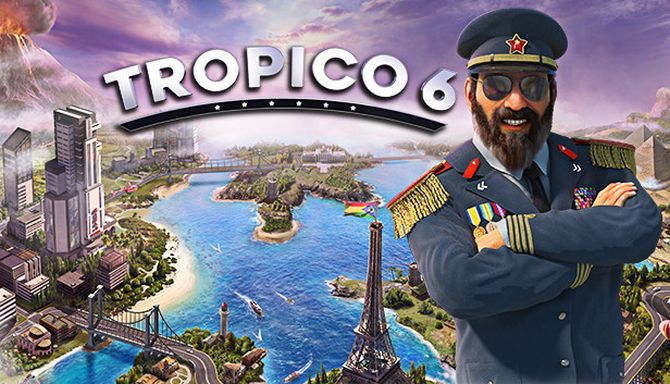 Tropico 6 Free Download Full Version Crack PC Game Setup.