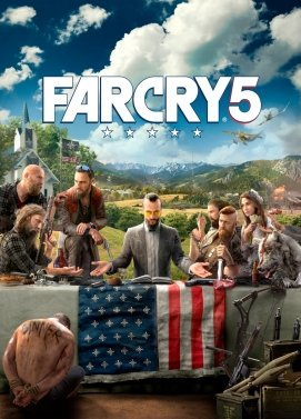 Far Cry 5 Download Free Game Setup