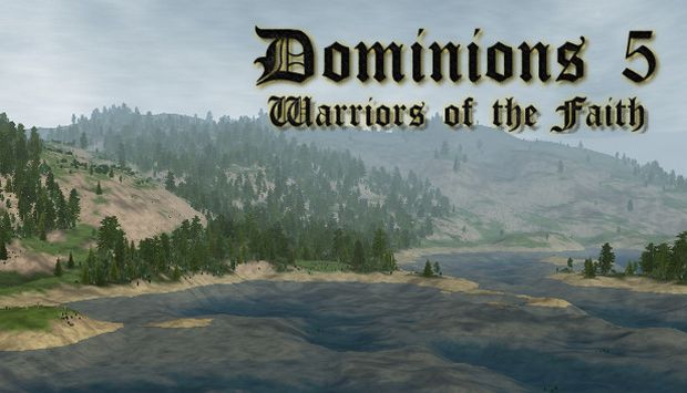 Dominions 5 Warriors Of The Faith Free Download PC Setup
