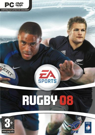 EA Sports Rugby 08 Free Download Full Version PC Game setup