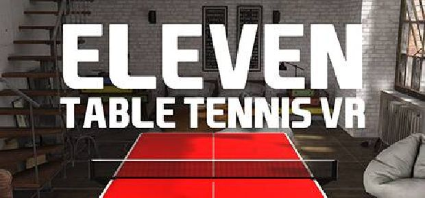 Eleven Table Tennis VR Free Download