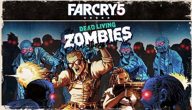 Far Cry 5 Dead Living Zombies Free Download PC Game Setup