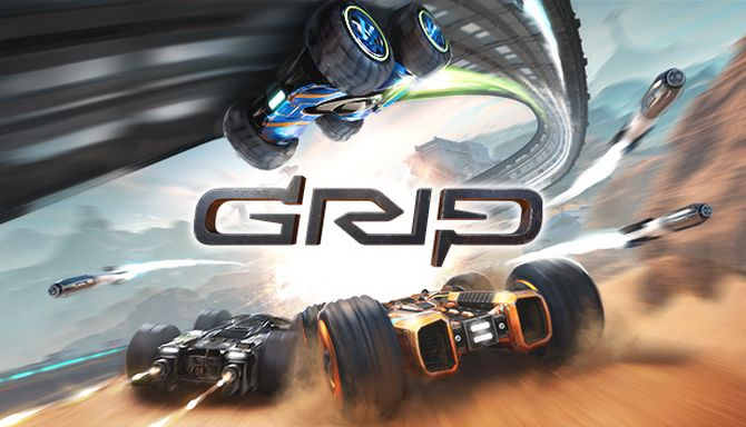 GRIP Combat Racing Free Download PC Game