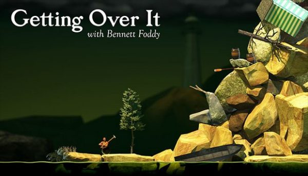 Getting Over It with Bennett Foddy Free Download PC Game setup