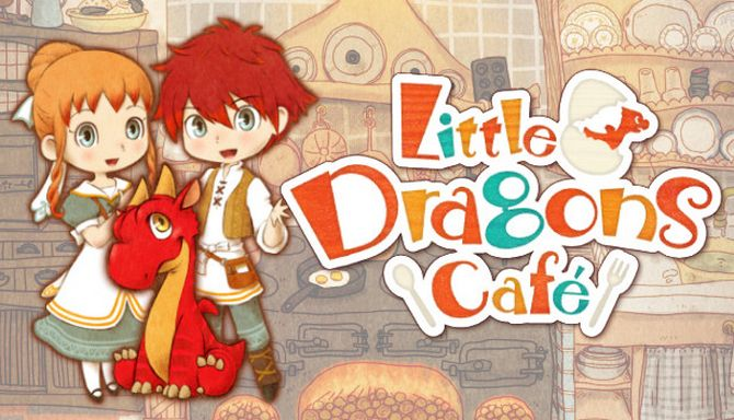 Little Dragons Cafe Free Download PC Game