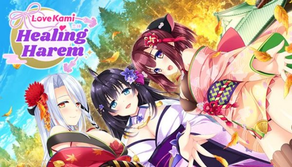 LoveKami Healing Harem Free Download Full Version PC Game Setup