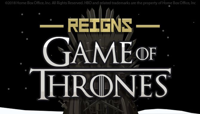 Reigns Game Of Thrones Free Download Full PC Game Setup