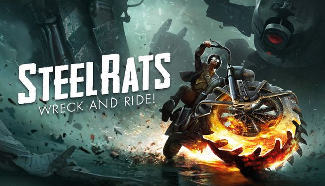Steel Rats Free Download PC Game