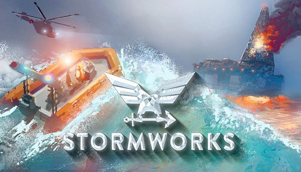 Stormworks Build And Rescue Free Download PC Game