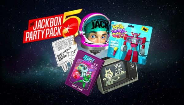 The Jackbox Party Pack 5 Free Download Full PC Setup