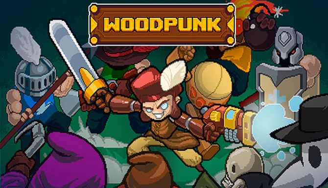 Woodpunk Free Download Full Version Crack PC Game Setup