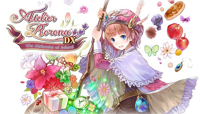 Atelier Rorona The Alchemist Of Arland DX Free DownloadFull Version PC Game Setup