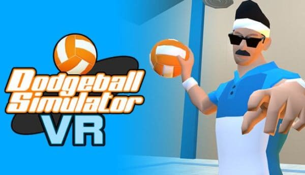 Dodgeball Simulator VR Free Download Full Version PC Game Setup