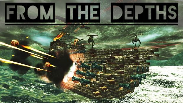 From the Depths Free DownloadPC Game setup