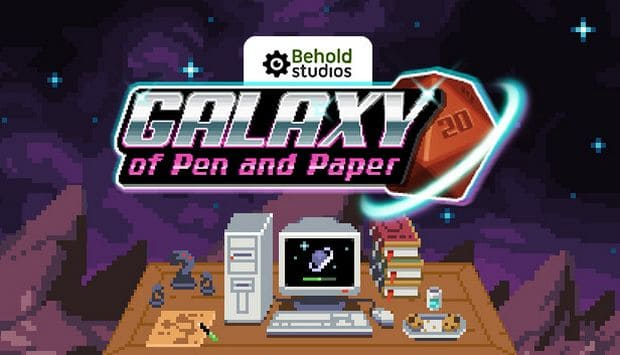 Galaxy Of Pen And Paper Free Download PC Game setup