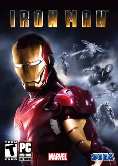 Iron Man PC Game Free Download Full Version Setup