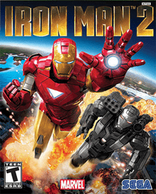 Iron Man 2 PC Game Free Download setup.