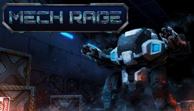 Mech Rage Free Download Full Version PC Game Setup