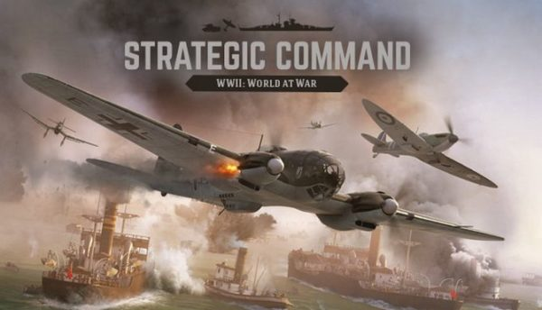 Strategic Command WWII World at War Free Download PC Game Setup
