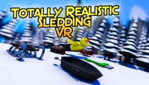 Totally Realistic Sledding VR Free Download