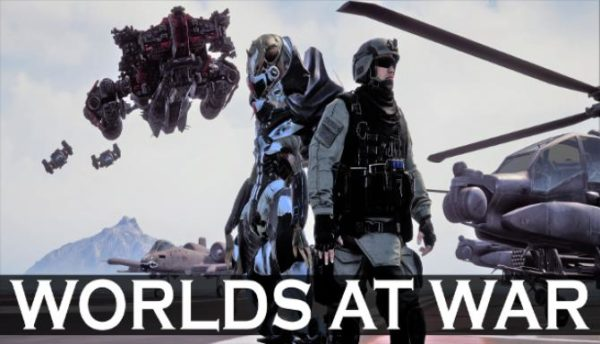 WORLDS AT WAR Free Download Full Version PC Game Setup