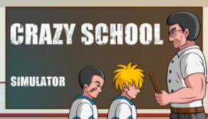 Crazy School Simulator PC Game Free Download
