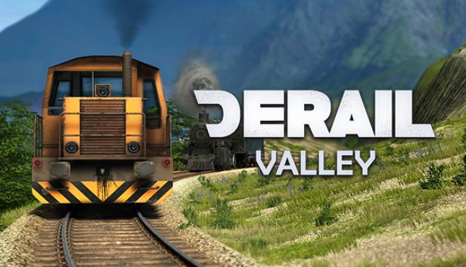 Derail Valley Free Download Full Version PC Game Setup