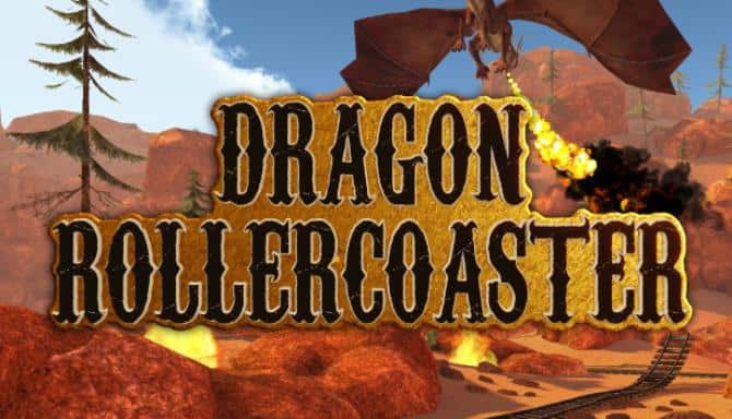 Dragon Roller Coaster VR Free Download PC Game