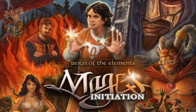Mages Initiation Reign Of The Elements Free Download Full Version PC Game