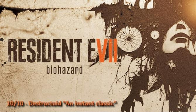 RESIDENT EVIL 7 biohazard Gold Edition Free Download Full Version PC Game