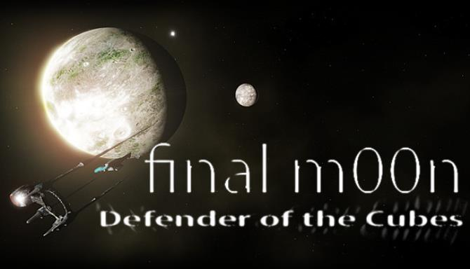 final moon Defender of the cubes Free Download PC Game