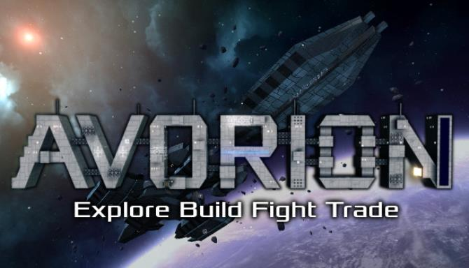 Avorion Free Download PC Game setup