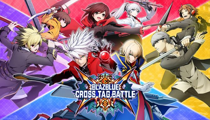 BlazBlue Cross Tag Battle Free Download Full Version PC Game