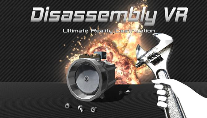 Disassembly VR PC Game Free Download