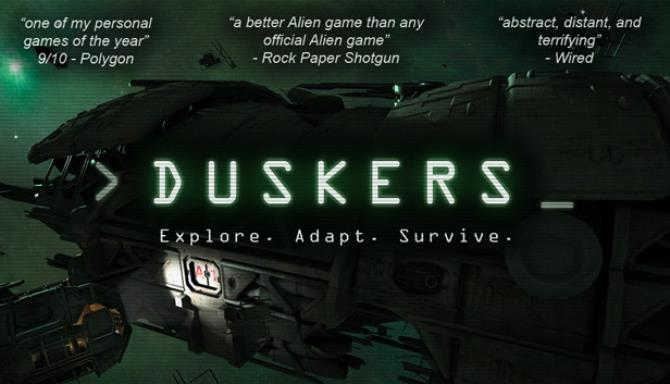 Duskers PC Game Free Download
