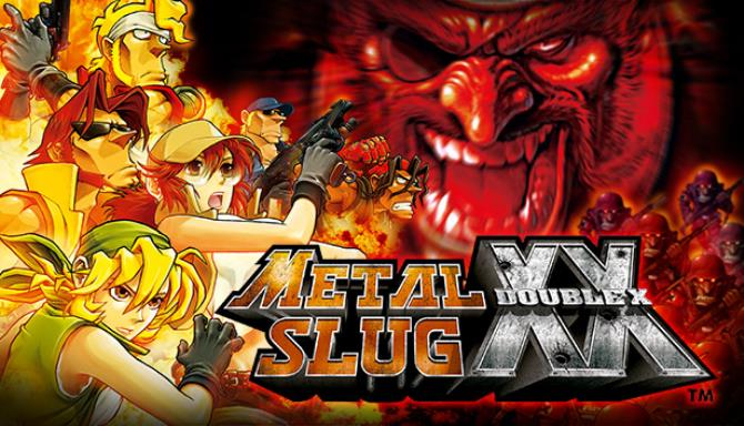 METAL SLUG XX PC Game Free Download