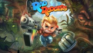 Rad Rodgers PC Game Free Download