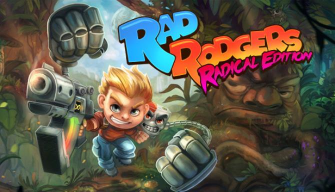 Rad Rodgers Radical Edition Free Download Full Version PC Game