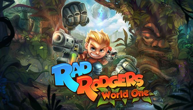Rad Rodgers World One Free Download PC Game setup