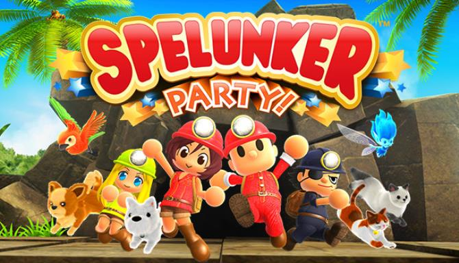 Spelunker Party Free Download PC Game setup